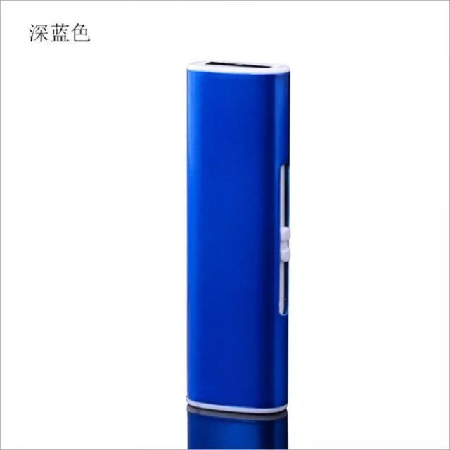 2017 New Strip USB Lighter Rechargeable Electronic Lighter Metal Cigarette Turbo Lighter Flameless Double Side Cigar Plasma